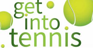 get into tennis
