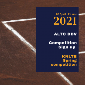 Sign up Spring competition 2021 Eng
